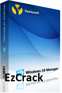 Yamicsoft Windows 10 Manager Crack 3.0.8 Free Download