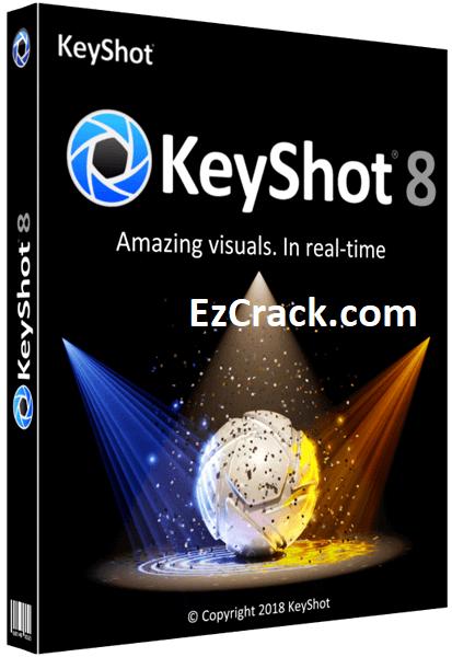 Luxion KeyShot Pro 8.2.80 Crack Full Version
