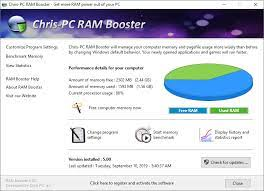 Chris-PC RAM Booster 5.14.14+Crack Serial Number[Latest]Free Download