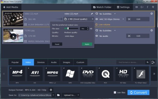 Movavi Video Converter Premium +Product Key