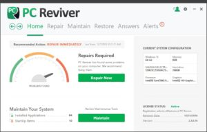 ReviverSoft Disk Reviver Registration Number