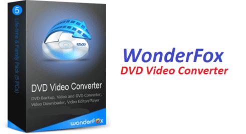 WonderFox DVD Video Converter 23.3 + License Key Plus Activation Code[Latest]