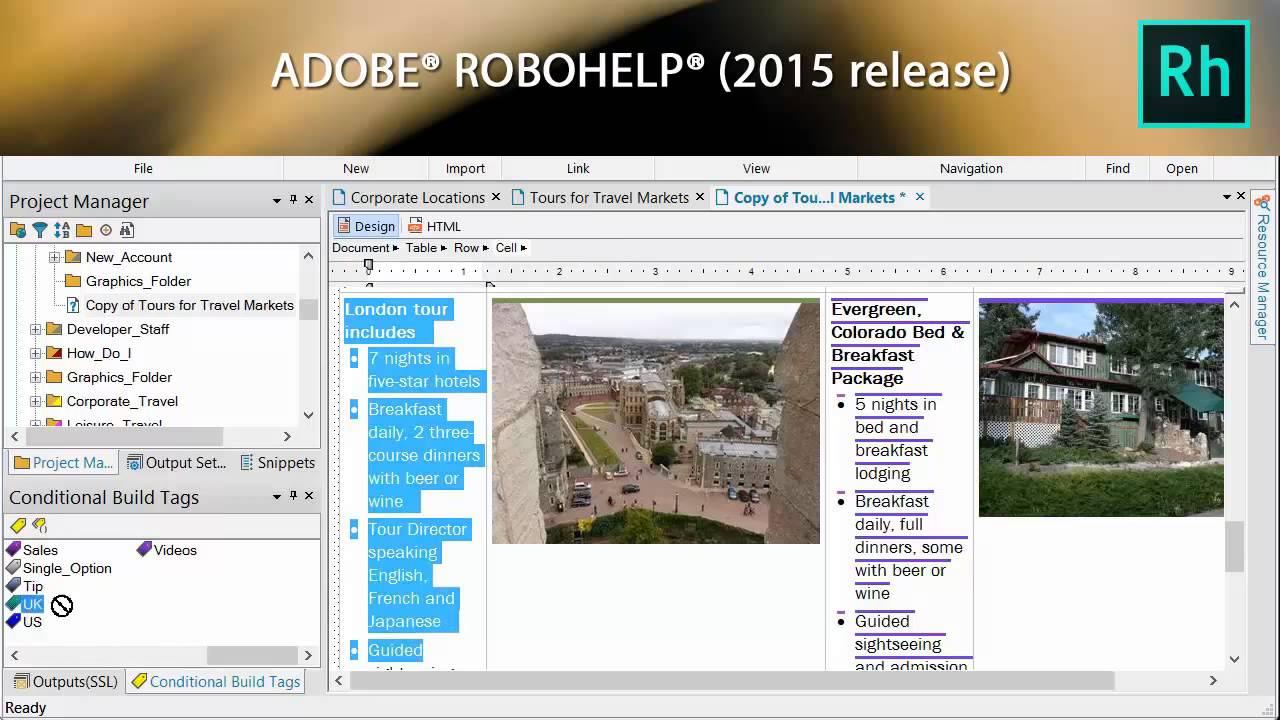 Adobe RoboHelp 2021.4.0 Crack With Registration Key Free Download
