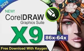 CorelDRAW Graphics Suite 22.1.1.523 Crack Serial Number Latest Free