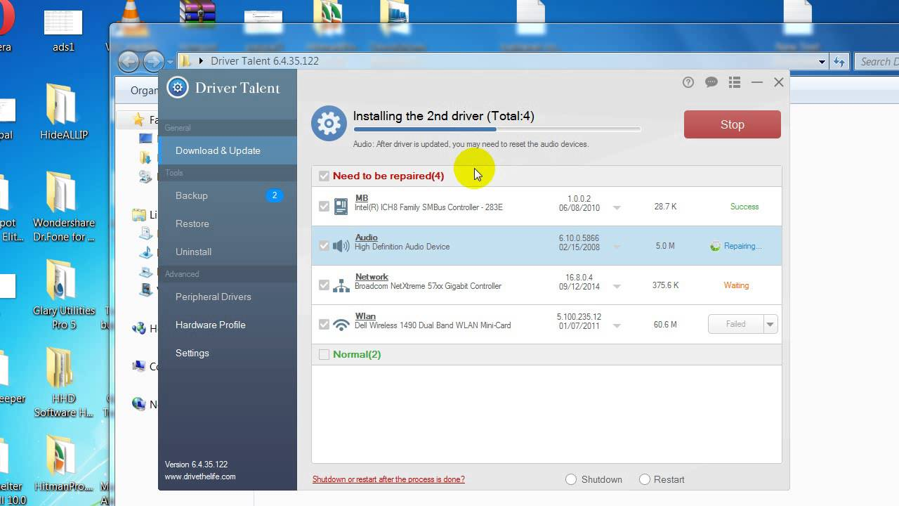 Driver Talent Pro 8.0.1.8 Crack Plus Activation Key [Latest] Free Download