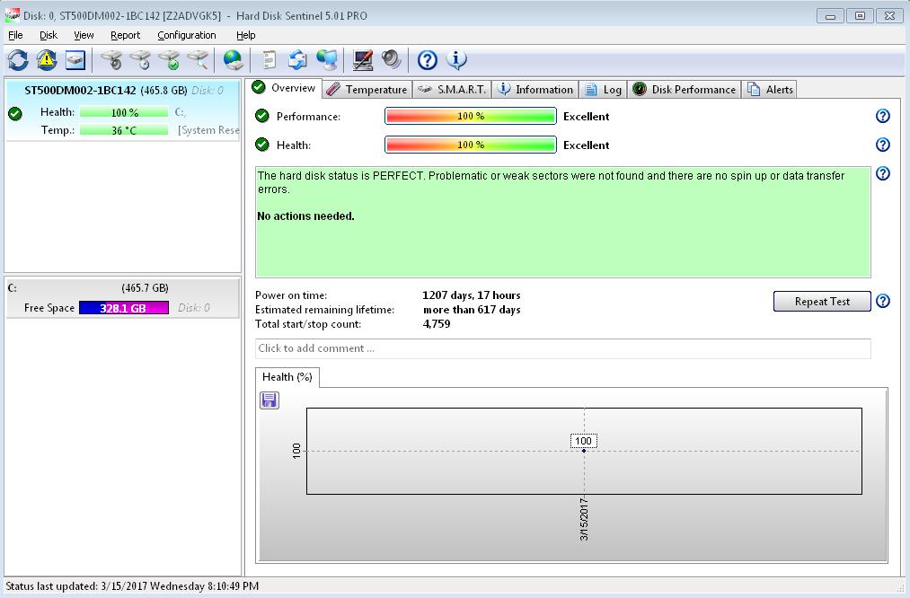 Hard Disk Sentinel Pro 5.70.5 Crack & Registration Key [Latest] Free