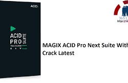 MAGIX ACID Pro Next Suite 1.0.5.35 Crack + License Key [2021]