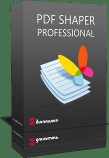 PDF Shaper Professional 11.8 Crack Plus Activation Key [Latest]