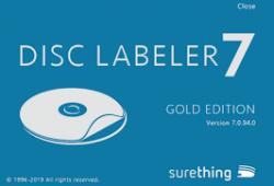 SureThing Disk Labeler Deluxe Gold 7.0.95.0 Crack + License Key [2021]