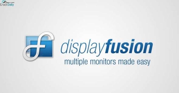 DisplayFusion Pro 9.8 Crack & Activation Key [Latest Version] Free Download