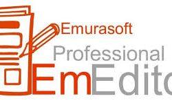 Emurasoft EmEditor Professional 20.9.1 Crack & Serial Key [Latest Version]
