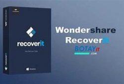 Wondershare Recoverit 9.7.2.12 Crack & Activation Key [2021] Free Download