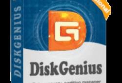 DiskGenius Professional 5.4.2.1239 Crack + License Key [2021]