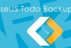 EaseUS Todo Backup Home 13.5.0 Crack Plus License Key [Latest]