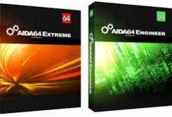 AIDA64 Engineer Edition 6.33.5700 Crack & Serial Key [2021] Free