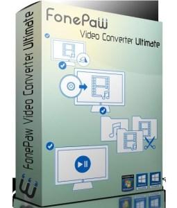 FonePaw Video Converter Ultimate 7.0.4 Crack Plus Full Keygen
